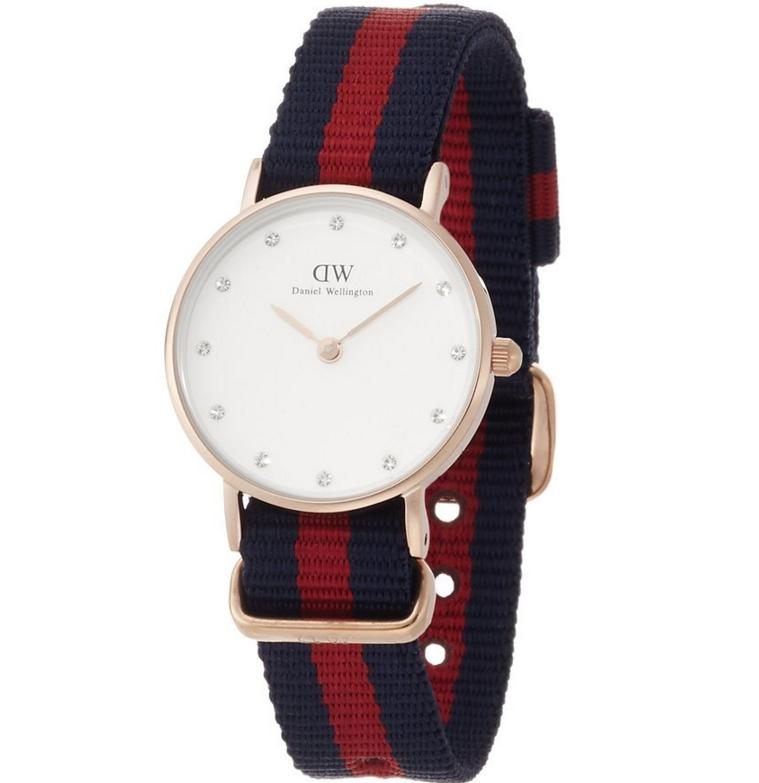 Daniel Wellington Women's Oxford Quartz Multi-Color Watch