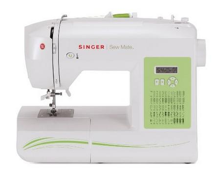 $90.0 SINGER 5400 Sew Mate Sewing Machine