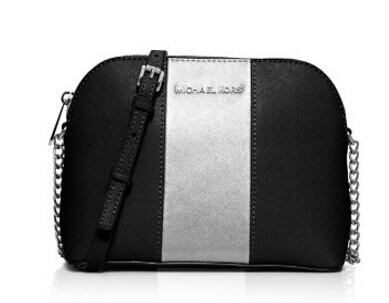 MICHAEL Michael Kors Metallic Dome Crossbody @ Bloomingdales