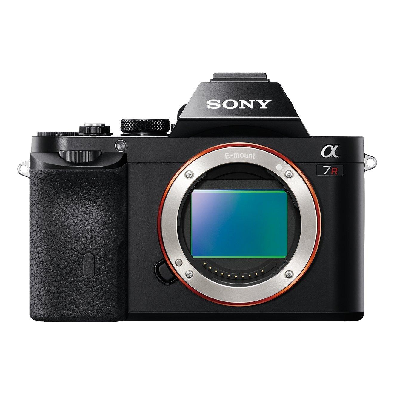 $1121.83 Sony - Alpha a7R Mirrorless Camera (Body Only)