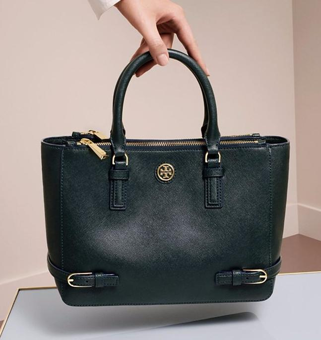 ROBINSON SMALL MULTI TOTE @ Tory Burch