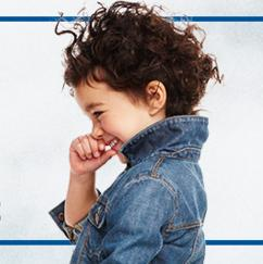 40% Off + Extra 25% Off Kids + Baby Sale  @ Gap