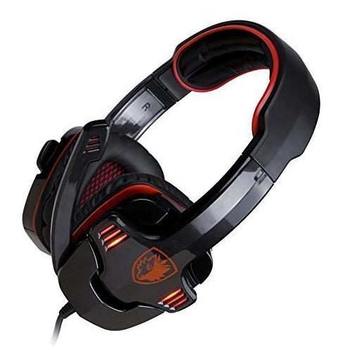 $14.99 Kingtop Gaming Headset with Microphone
