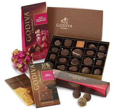 Up to 30% Off Special Value Items @Godiva