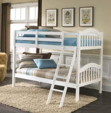 Stork Craft Long Horn Bunk Bed