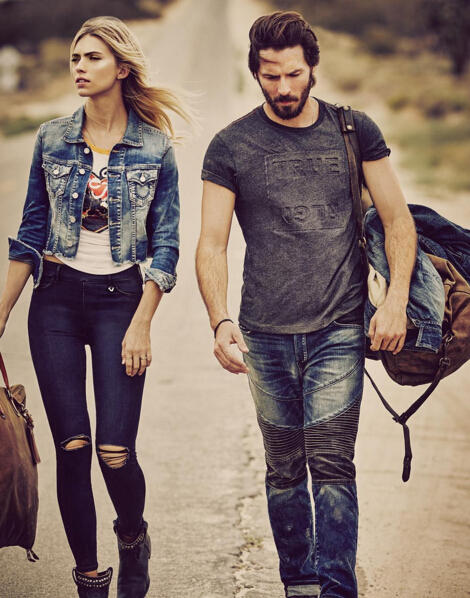 Additional 30% Off Select Styles @ True Religion