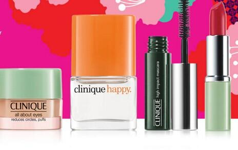 Free 4-Piece Kit With Any Purchase @ Clinique
