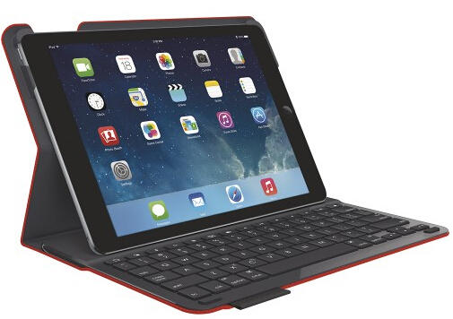 Logitech Type+ Keyboard Case for Apple iPad Air 920-006558