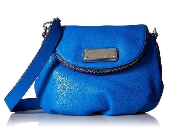 Marc by Marc Jacobs New Q Mini Natasha Cross-Body Bag