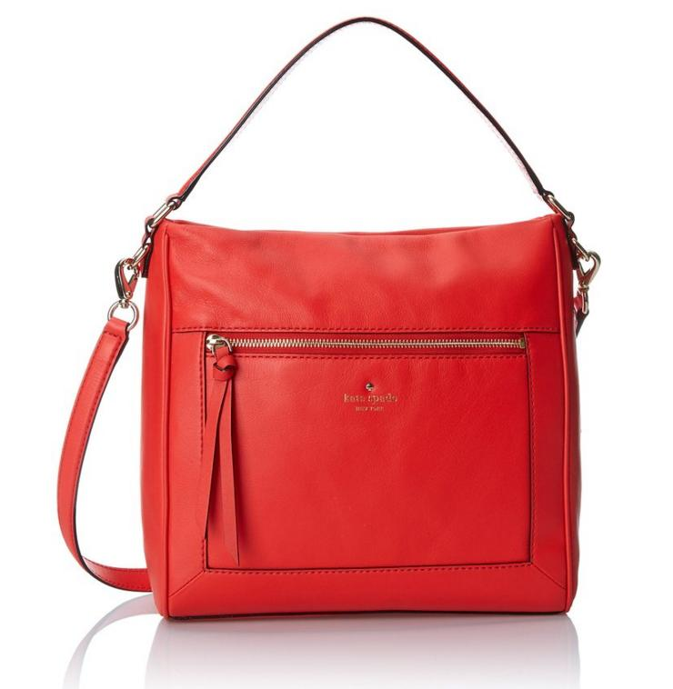 $97.6 kate spade new york Cobble Hill Shoulder Bag@Amazon.com