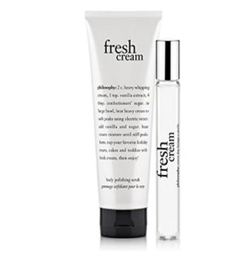 Free Fresh Cream Duo with any $45 purchase @ philosophy