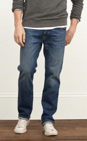 Buy 1 Get 1 $10 Jeans @ Abercrombie & Fitch