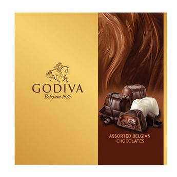 2 Small Boxes for $15 Or 2 Large Boxes for $20 @ Godiva