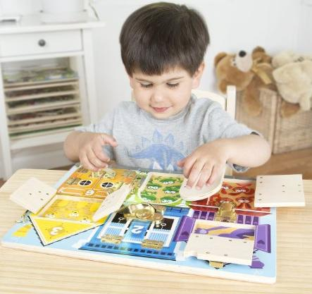 Up to 50% Off Select Puzzles from Melissa & Doug @ Amazon