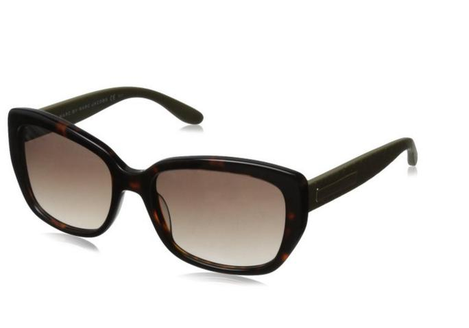 $24.83 Marc by Marc Jacobs Women's MMJ355S Rectangular Sunglasses