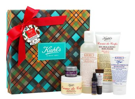 Kiehl's Since 1851 Signature Spa Essentials Gift Set