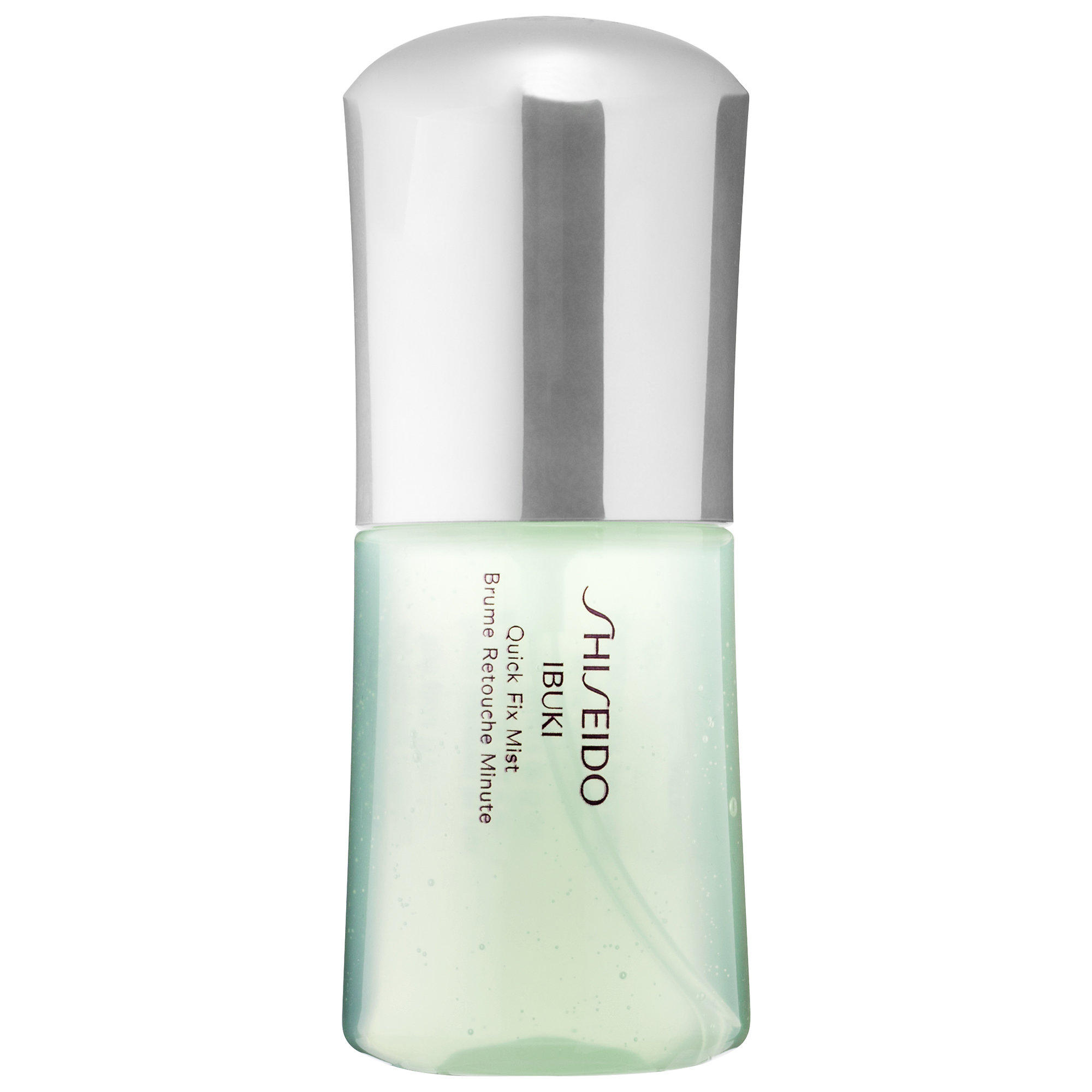 New Release Shiseido launched new Ibuki Quick Fix Mist
