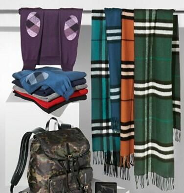 Up to 63% Off Burberry Scarf @ Bloomingdales