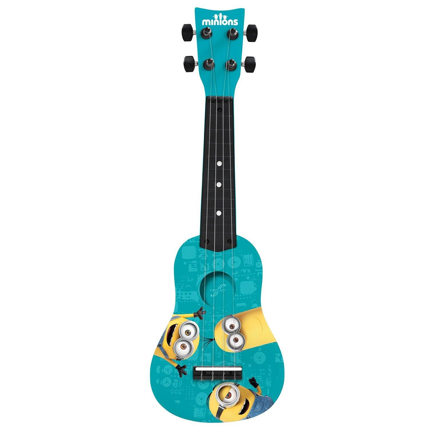 Universal Minions Mini Guitar by First Act, MN285