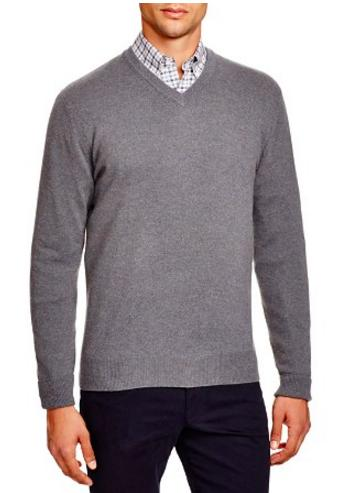 $59.99 The Men's Store at Bloomingdale's Cashmere V-Neck Sweater