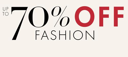 Up To 70% Off Clothing, Shoes, Jewelry, Waches Sale