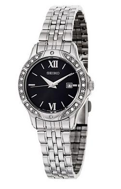 Seiko Women's Bracelet Watch SUR861