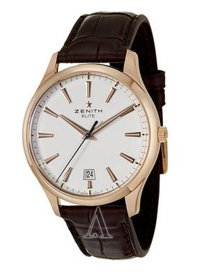 Zenith Men's Captain Central Second Watch 18-2020-670-11-C498 (Dealmoon Exclusive)