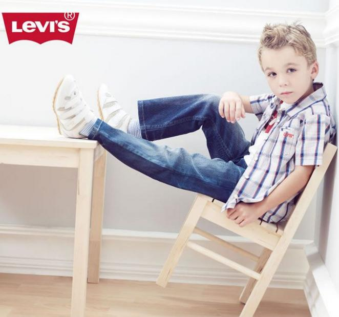 Up to 70% Off Levi's Kids & Baby Sale @ Amazon