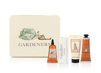 $18 Each Gardeners or La Source® Hand Care Tin @ Crabtree & Evelyn