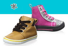 Up to 66% Off Select Kids' Shoes @ MYHABIT