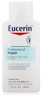 $4.55 Eucerin Professional Repair Extremely Dry Skin Lotion, 6.8 Ounce