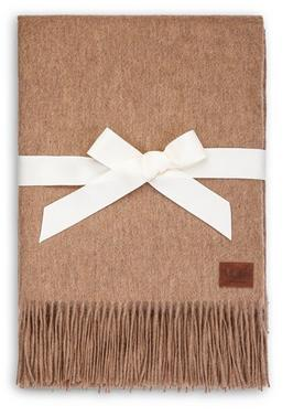 UGG® 'Glacier' Wool Throw
