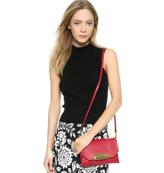 $94.4 ZAC Zac Posen Eartha Envelope Cross-Body Bag