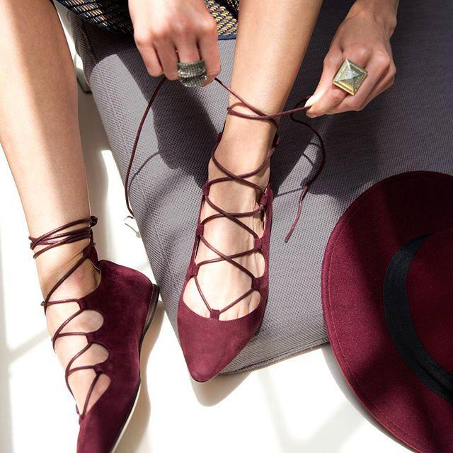 Under $39.99 French Fashion Flats Sale @ 6PM.com
