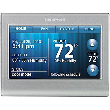 $119.99 Honeywell Touch Screen Programmable Thermostat with Built-In Wi-Fi