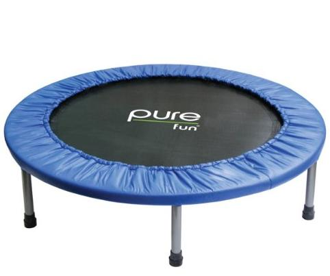 Pure Fun Mini Trampoline @ Amazon