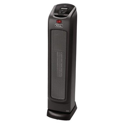Holmes HCH8305-TG Ceramic Tower with Eco-Smart and LCD Contro