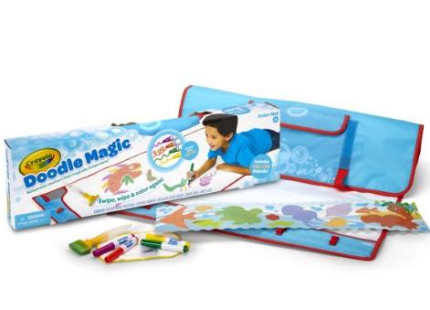 Crayola Mat-Ocean Doodle Magic Color Marker @ Amazon