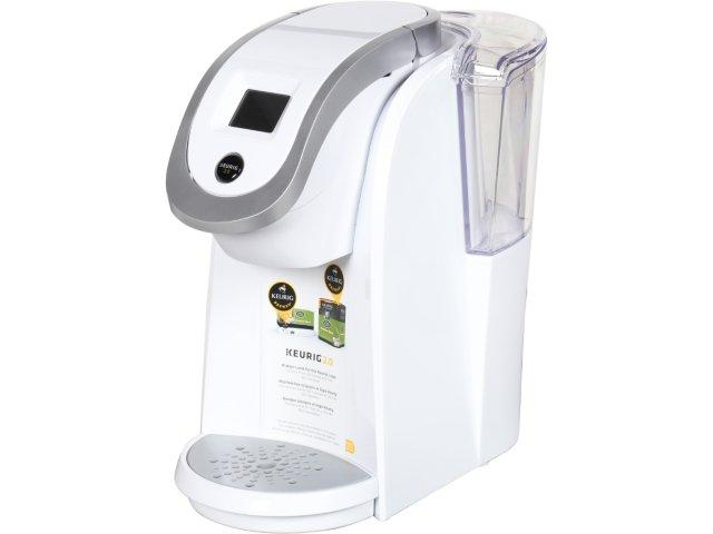 Keurig 20327 K250 Keurig 2.0 Brewer - White @ Newegg