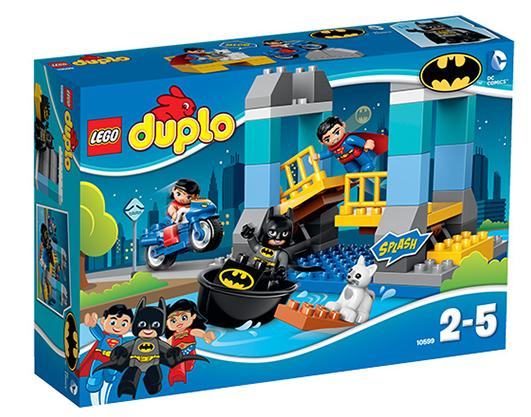 LEGO DUPLO Super Heroes 10599 Batman Adventure Building Kit @ Amazon
