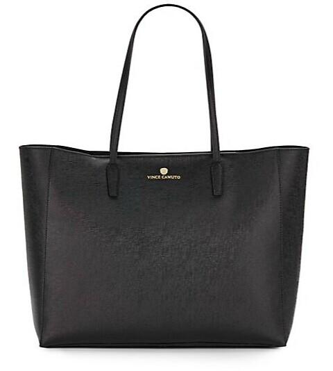 Vince Camuto Lou Leather Tote @ Saks Off 5th