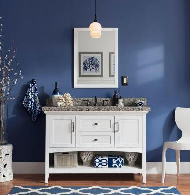 35% Off Select Vanities @ Home Depot