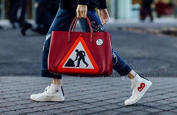 Up to 60% Off + Extra 20% Off Anya Hindmarch Handbag Sale @ Farfetch