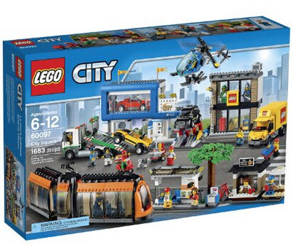 From $91.15 LEGO City Building Toys @ Amazon.com