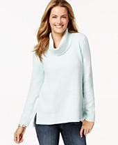 Under $20 (70% Off) + Extra 20% Off Select Women's Sweaters @ macys.com