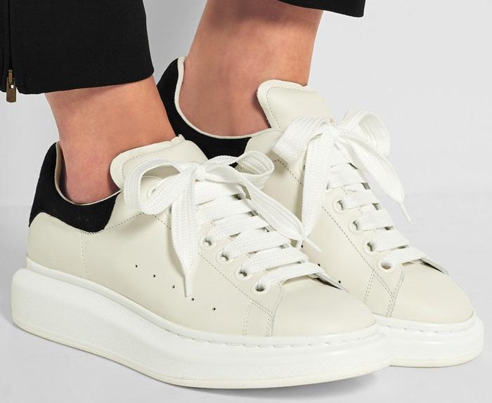 Start at 485 Alexander McQueen Sneakers @ Zappos.com