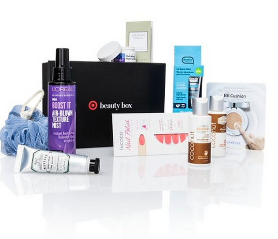 $7 ($35 Value) + FS Target February Beauty Box