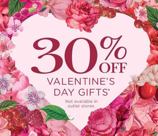 30% Off+ Free Shipping With Orders Over $75 Valentine's Gift @ Crabtree & Evelyn