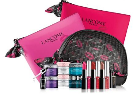 Free 7-piece Gift  (a $97 Value)) with any $35 Lancôme purchase @ macys.com