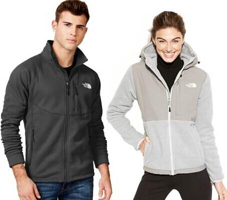 25% Off The North Face END-OF-SEASON Sale @ macys.com